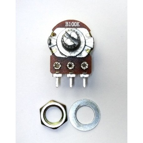 Potentiometer R100K