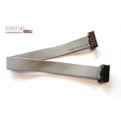 Flachbandkabel IDC 10-10 pin 20 cm
