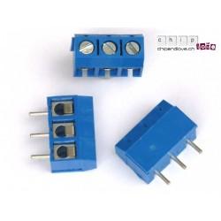 1 x Bloc de jonction pour circuit imprimé