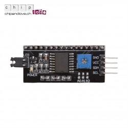 I2C Schnittstelle für LCD1602