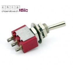 Schalter 3-polig (ON-OFF-ON)