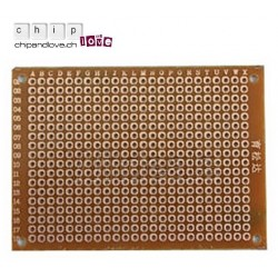 Prototyping PCB board 5 x 7mm