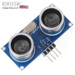 Abstandssensor HC-SR04