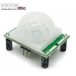HC-SR501 Infrared PIR Motion Sensor