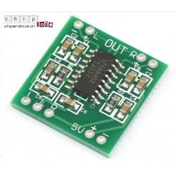 Miniatur-Stereo-Verstärker PAM8403