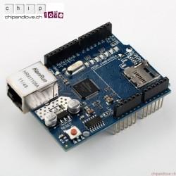 Ethernet shield Arduino R3