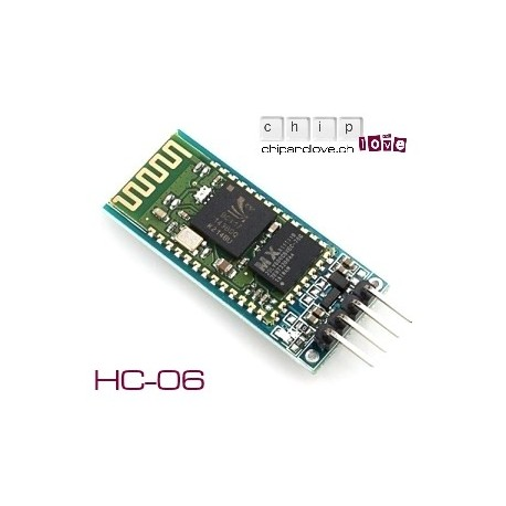 Bluetooth-Modul (slave) HC-06 RS232