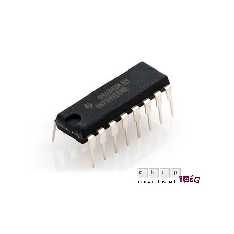 SN754410 double motor driver