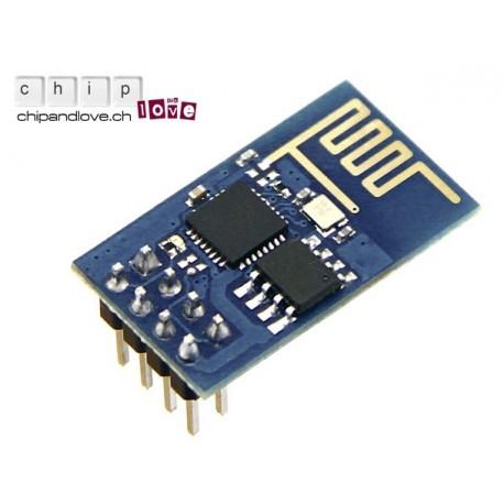 Module Wifi Serie ESP8266
