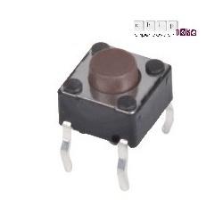 Mini Druckknopf 6x6 mm