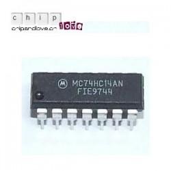 MC74HC14AN - Hex Inverter mit Schmitt Trigger Input