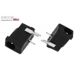 DC plug female 1.1 x 3.5 mm