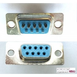 RS232 female plug