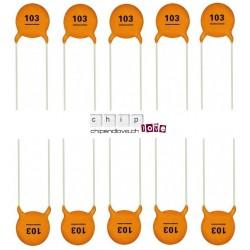 10x condensateurs céramique 10nF
