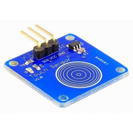 Capacitive touch sensor TTP223B