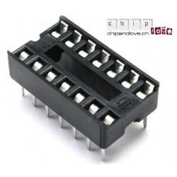 Socket für IC DIP14