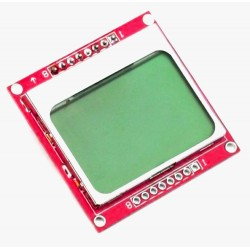 Ecran LCD 84 x 84 type Nokia 5110