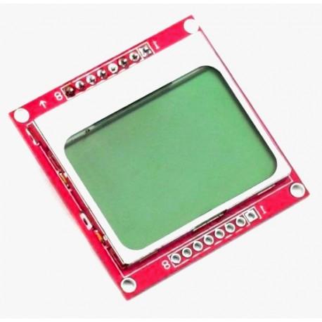 LCD 84 x 84 Typ Nokia 5110