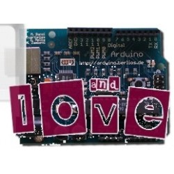 Chip and love - Composant robotique | Electronique vintage | Arduino
