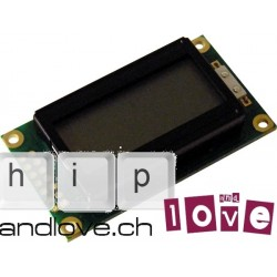 Chip and love - Composant robotique | Electronique vintage | LCD