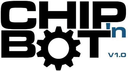 Chip'n'Bot V1.0 LOGO